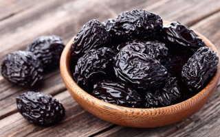 Самые вкусные и полезные рецепты с черносливом при гастрите