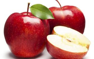 Полезны ли яблоки при гастрите?