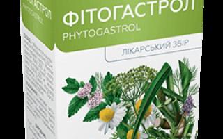 Препарат на растительной базе для лечения патологий ЖКТ — Фитогастрол