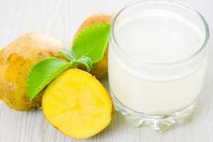 Как принимать картофельный сок при гастрите и его осложнениях