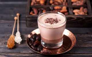 Правила употребления какао при остром и хроническом гастрите