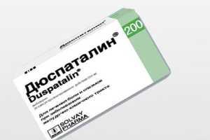 Инструкция по применению Дюспаталина для лечения гастрита