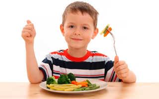 Основы диетического питания при гастрите для ребенка