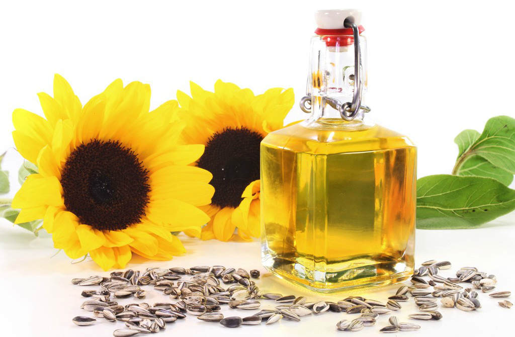 Растительное рафинированное масло