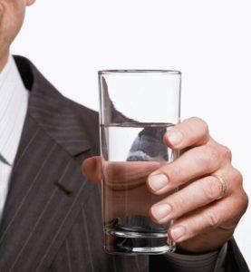 Увеличить суточное количество потребляемой жидкости
