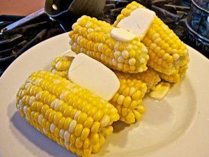 Пищевая ценность кукурузных зёрен