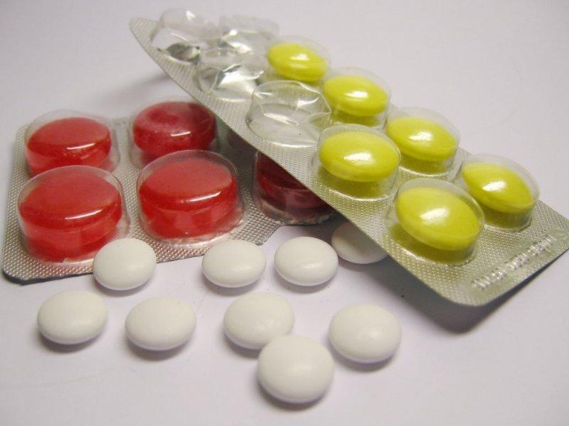 Таблетки от гастрита