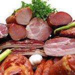 Копченые мясные продукты