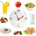 Нарушение течения диетического питания