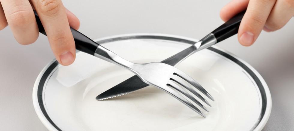 Правила вхождения в голодание