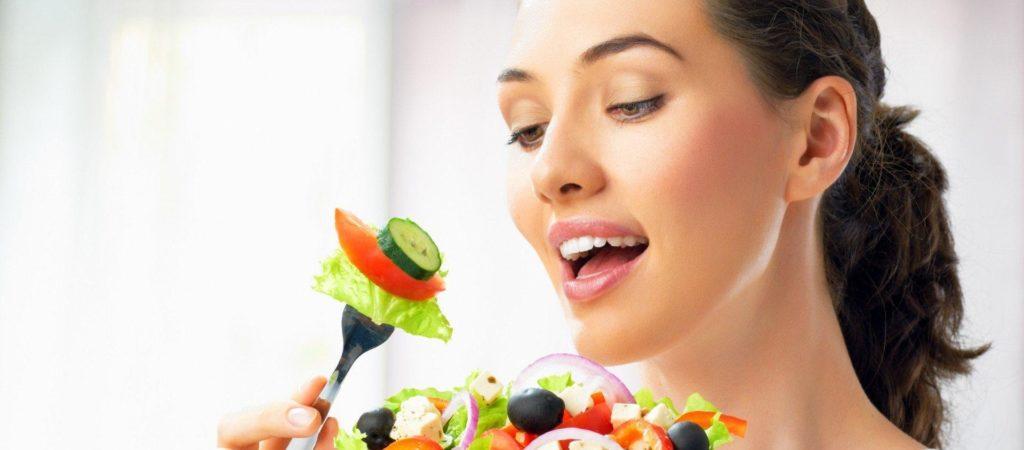 Правильное поедание еды