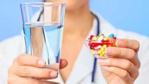 Принятие медикаментов
