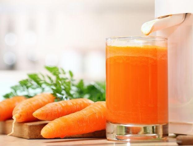 Морковный сок в домашних условиях