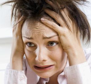 Раздражительность и плохое настроение