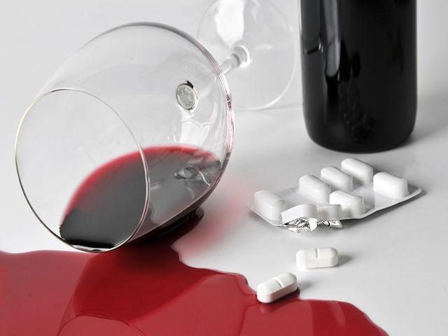 Дюспаталин и алкоголь