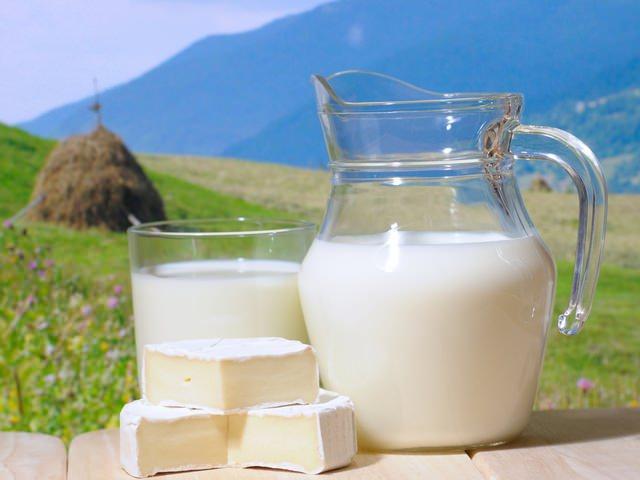 Молоко при повышенной кислотности