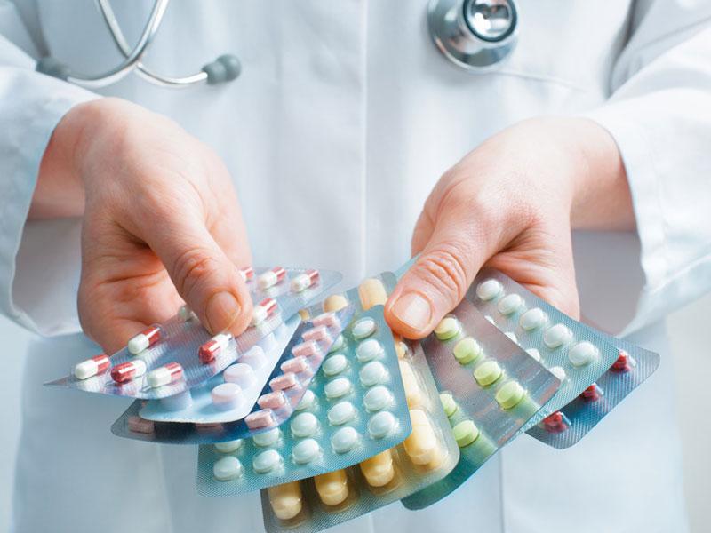 Необходимо принимать лекарственные средства