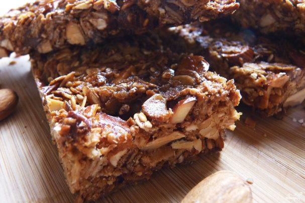 Печенье - мюсли при гастрите