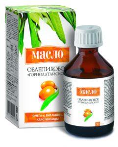 Облепиховое масло в аптеке
