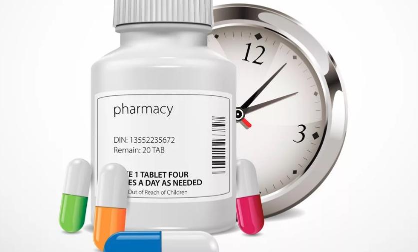 Строгий прием медикаментов