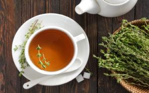 Тимьяновый чай
