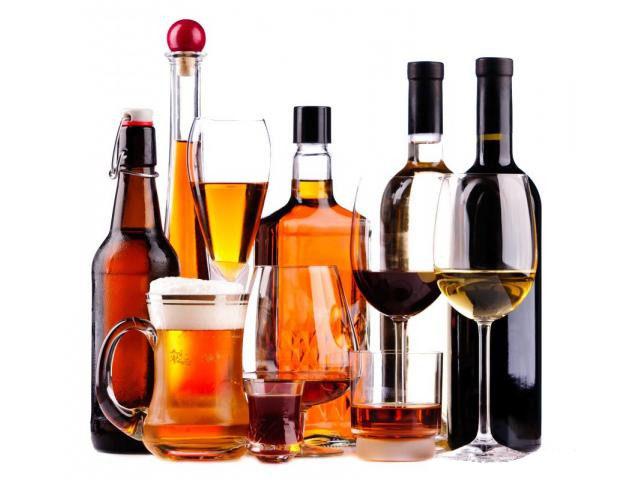 Нольпаза и алкоголь
