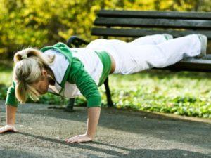 Физическая активность на свежем воздухе способствует улучшению аппетита