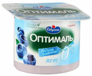 При гастрите нужно выбирать нежирный йогурт