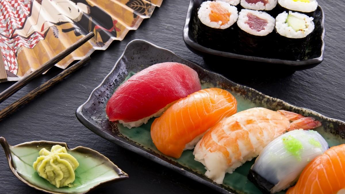 Негативное влияние японских блюд на организм